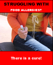 Allergy struggles