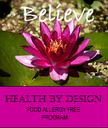 FOOD ALLERGY FREE PROGRAM IMAGE