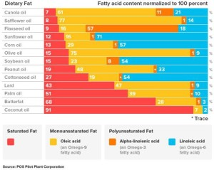 Fatty Acid Content