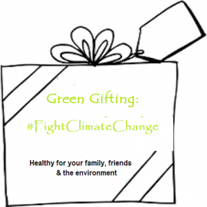 green gifting fightclimatechange