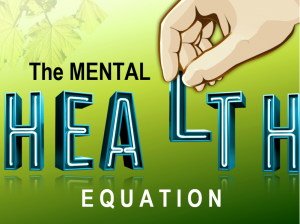 mentalhealthequation